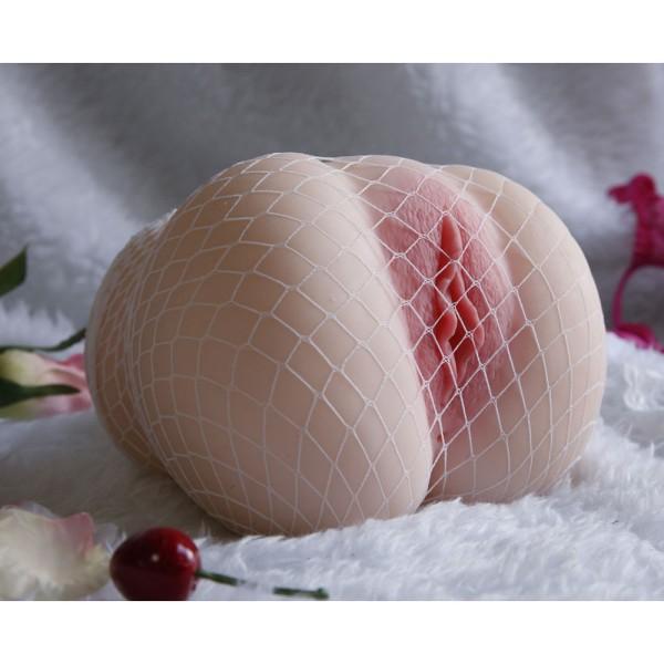 Onaho Large Onahoru Life-size Non-Penetrating Half-body Waist Swing Master Big Breasts Nice Bottom 4D Vagina Anus Adult Goods